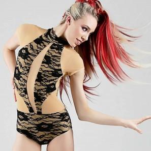 Tanz Ballett Body mit Stehkragen SOFEE von Ilogear Miami