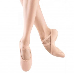 Ballettschuhe Proflex Leinen 210L Bloch
