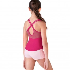 Kinder Sport Top Diamond FT5067C von Bloch