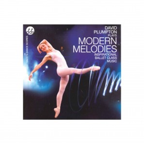 Audio CD - Modern Meldies - David Plumpton – MM01C