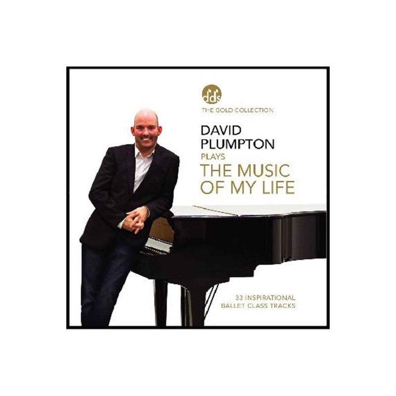 Audio CD - Music of my Live - David Plumpton – ML18C