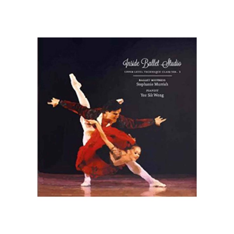 CD – Inside Ballet Class Vol 4 - YEE SIK WONG - IBS03C