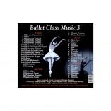 Amandine Ballet Class Music 3 CD – AK0007C
