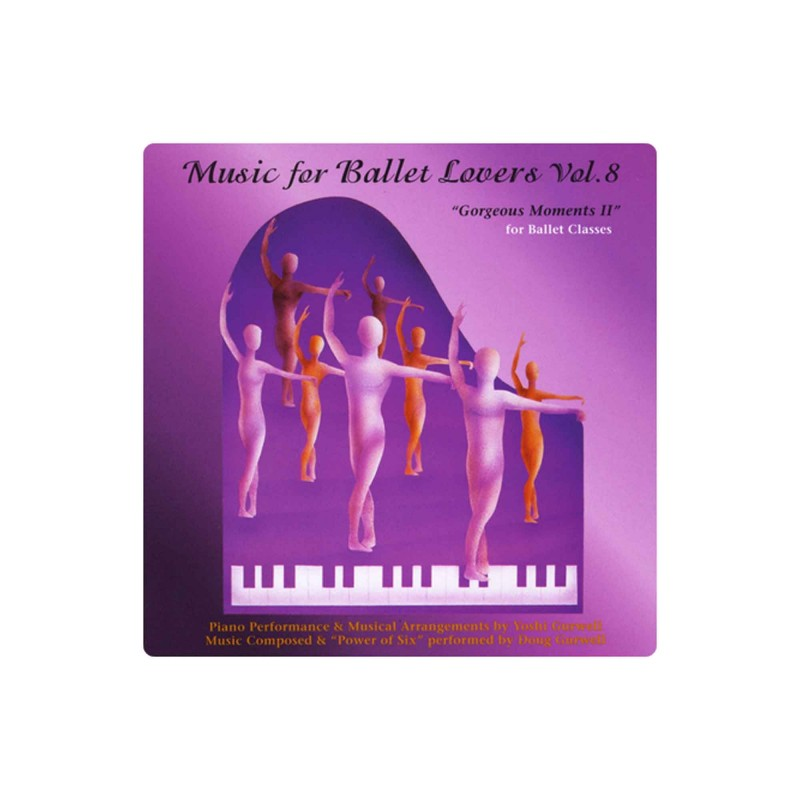 Music for Ballet Lovers Vol. 8 – DDM2004
