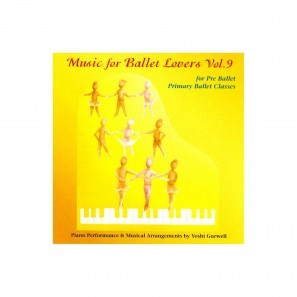 Music for Ballet Lovers Vol. 9 – DDM2006