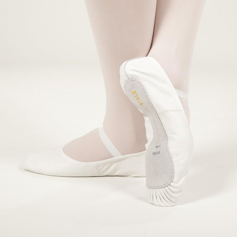 S0205L Ballettschuhe aus Leder für Erwachsene von Bloch