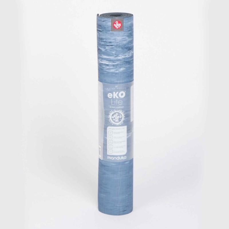 Yogamatte Manduka eKO Lite® Mat 4mm - ebb blue