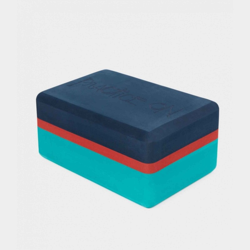 Manduka Recycled Foam Block – Kyi