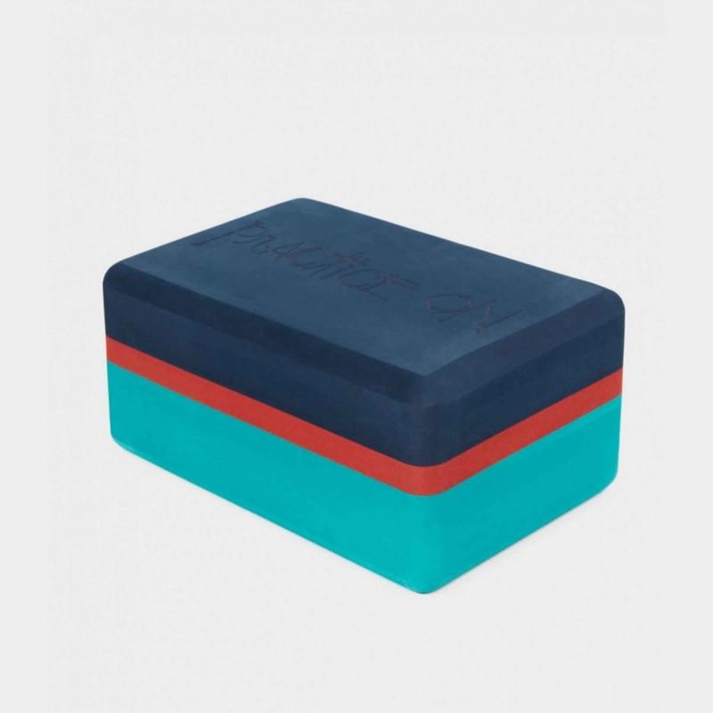 Manduka Recycled Foam Block – Kyi