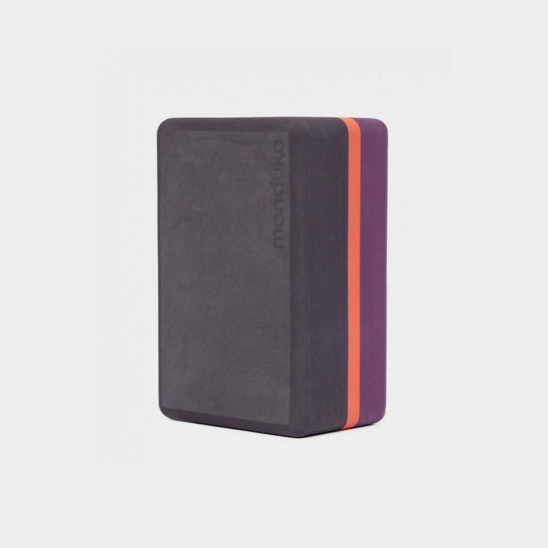 Manduka Recycled Foam Block – Elephant
