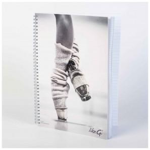 Double A4 notebook spiral QS1 LikeG.