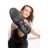 S0510L Evolution Dance Sneakers schwarz von Bloch