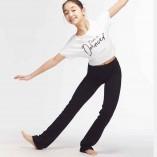Jazzhose Kinder mit Schlag Luna JR Temps Danse