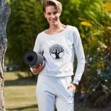 Yoga Sweatshirt Talia Relax Temps Danse