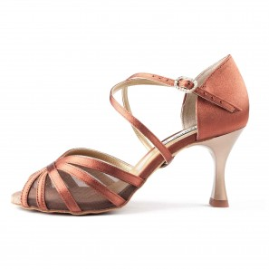 Tanzschuh PordDance PD807 Bronze Satin
