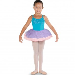 Ballettbody Kinder mit Prinzessnaht CL3577 Bloch