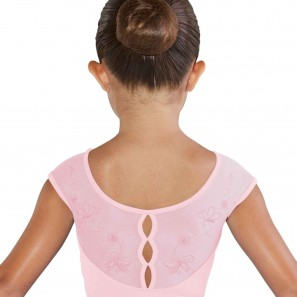 Ballettbody für Kinder Kurzarm CL3512 Bloch