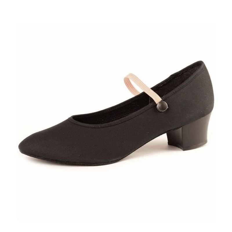 1102 Katz Charakter Schuh Cuban Heel