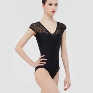 Ballett Body mit Reissverschluss GRENAT Wear Moi