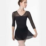 Ballett Mesh Wickel Rock 7975 Intermezzo