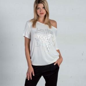 T-Shirt Yoga DZ2A147 Dimensione Danza
