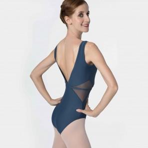 Ballett Body mit breiten Trägern 31514 Intermezzo