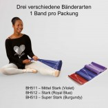 Exercise Band Übungsbänder aus Latex