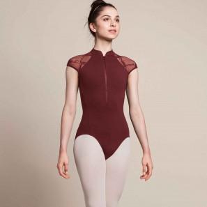 Ballett Trikot mit Reissverschluss M5074LM Bodyzip