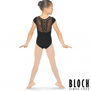 Ballettbody für Kinder Kurzarm CL5592 Bloch