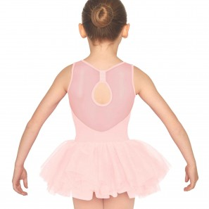 Tutu Ballettkleid M1073C für Kinder