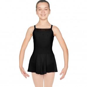 Ballettkleid Mädchen mit Herzchen M1078C