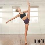 Tanz Gymnastik Shorts mit V-Bund FR5152 Bloch
