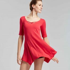 Asymmetrische Tunika Tanz Kleid BABETT Temps Danse