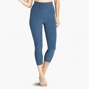 High Waisted Capri Leggings SD3106 Beyond Yoga