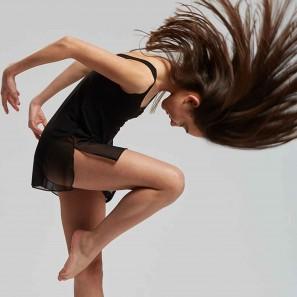 Tüll Tunika mit Trikot DELFINE Temps Danse