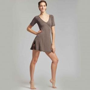 Tunika Kleid in Wickeloptik ELSA Temps Danse