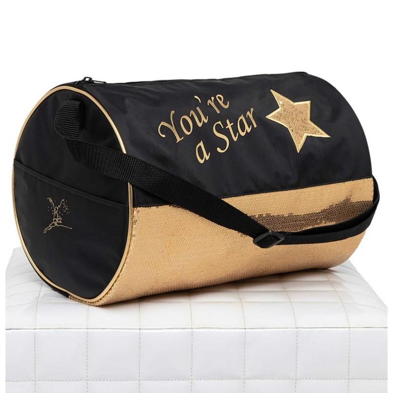 Kinder Tanztasche Capezio B211 STAR BARREL