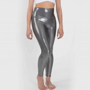 Metallic LEAP Leggings – Activewear von Ilogear