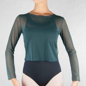 Mesh Ballett Tanz Top 6517 Intermezzo