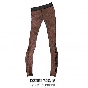 Legging Shine Bronze DZ3E172G15 Dimensione Danza
