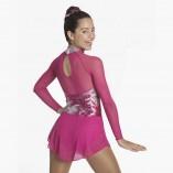 Tanzdress mit Stehkragen 31550 Intermezzo