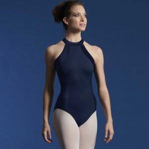 Ballettbody Damen Velvet M3076LM Bloch/Mirella