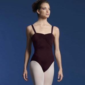 Ballettbody Damen Velvet M4032LM Bloch/Mirella