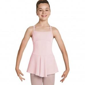 Tanzdress Velvet Kinder Camisole M1079C Bloch/Mirella