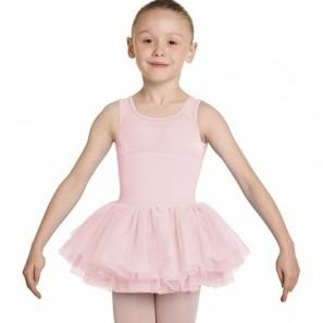 Ballettkleid Kinder Velvet Tutu M456C Bloch/Mirella