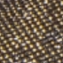 schwarz-silber Goldschimmer Brokat
